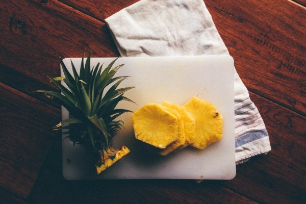 POTD - Grilled Pineapple 1