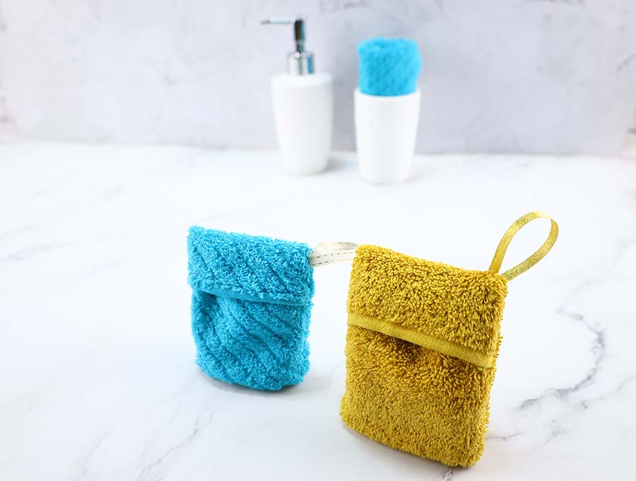 DIY Soap Saver - Easy Sewing Tutorial