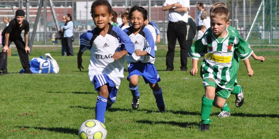 What age should kids get serious about sports
