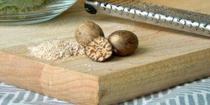 nutmeg recipes