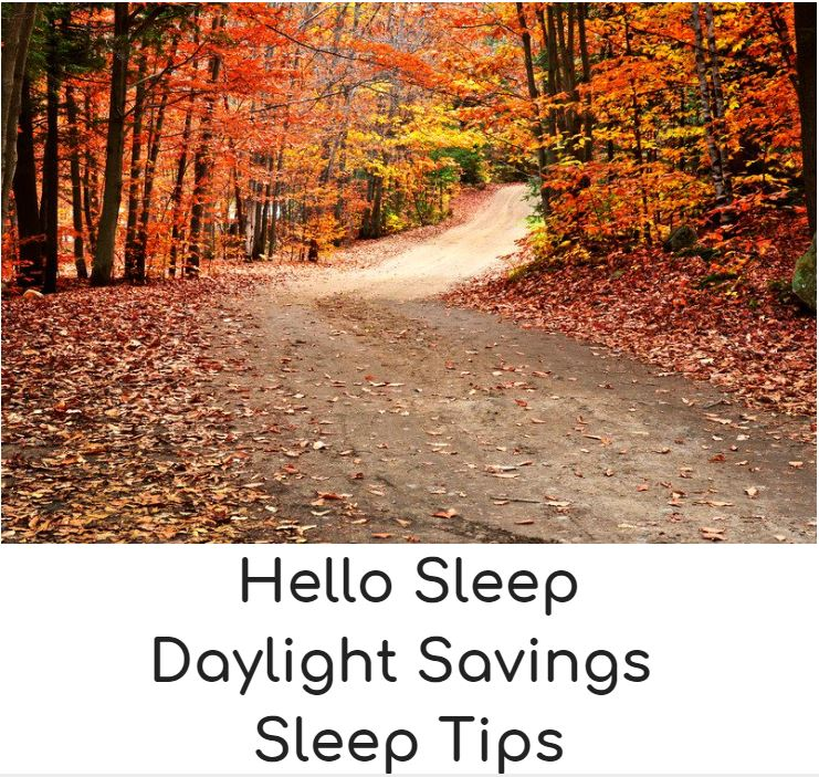 fall back ds sleep tips