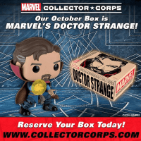 Marvel Collector Corps October 2016 Full Spoilers