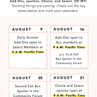 FabFitFun Fall 2017 Box Add-Ons + Spoilers Schedule!