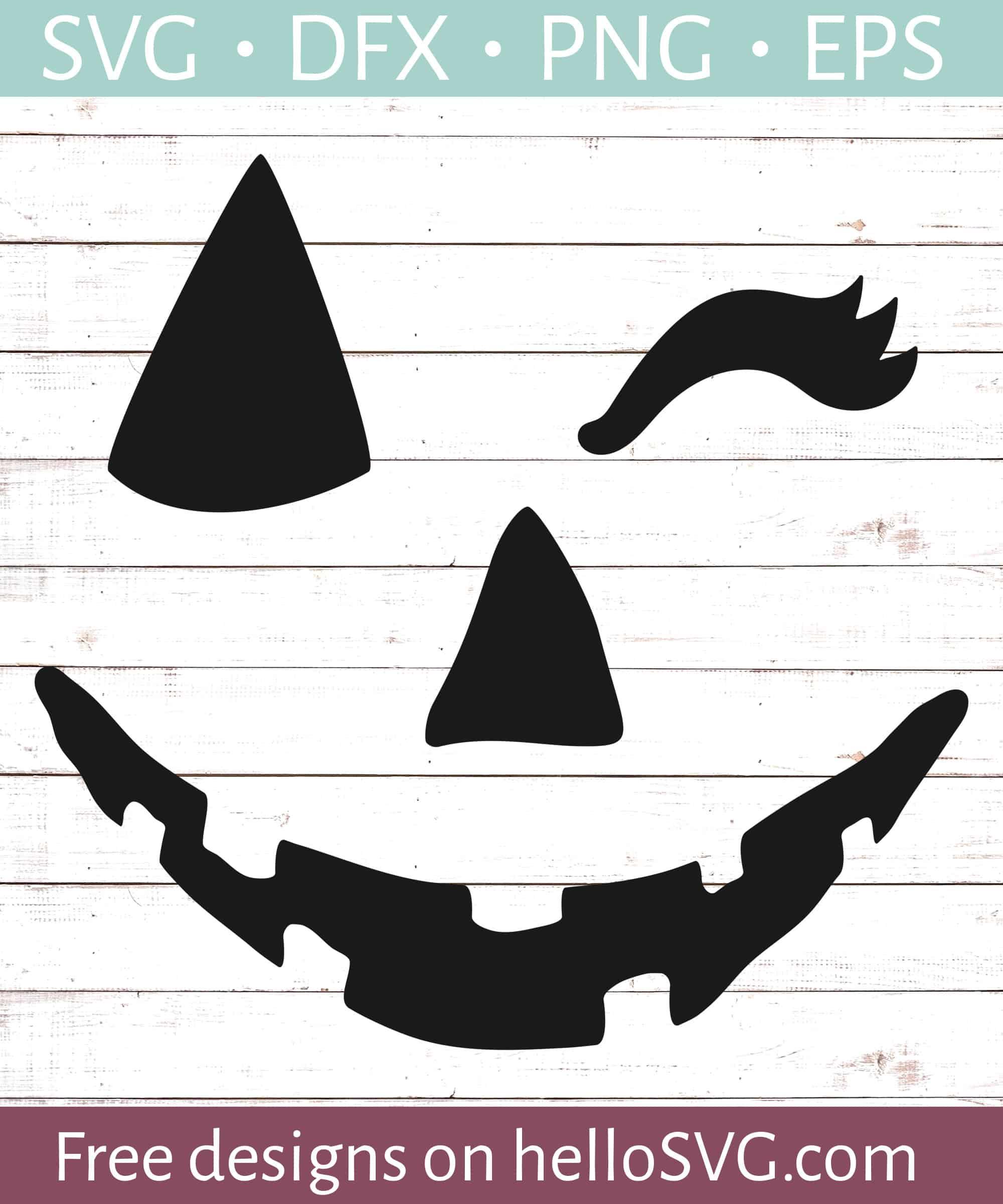 Jack O Lantern Face Svg : lantern, Jackolantern, Files, HelloSVG.com