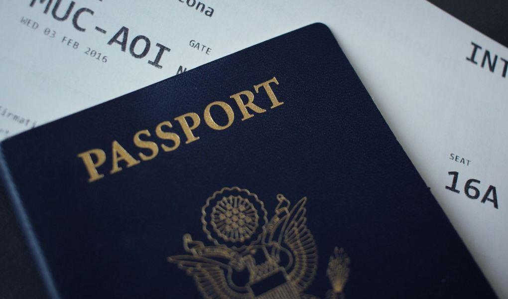 hide your passport