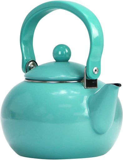 Reston Lloyd Enamel Teakettle