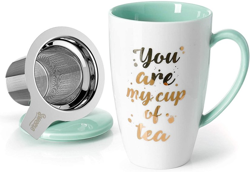 Sweese Porcelain Tea Mug