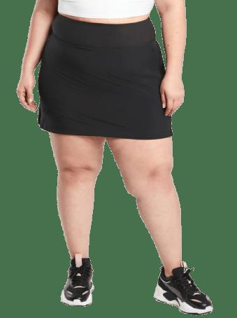 Athleta plus size women skorts