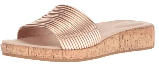 Easy Spirit Mullen Open Toe Casual Platform Sandals