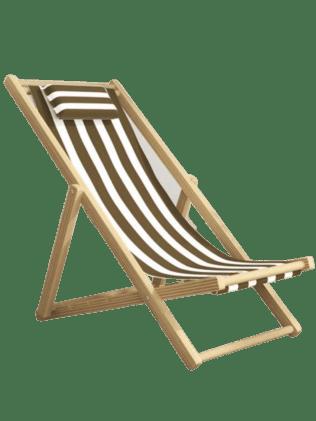 Admir plus size beach sling chair