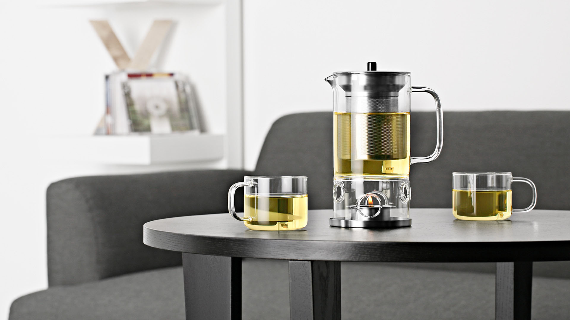 Glass teaware deals! 10% OFF This Week