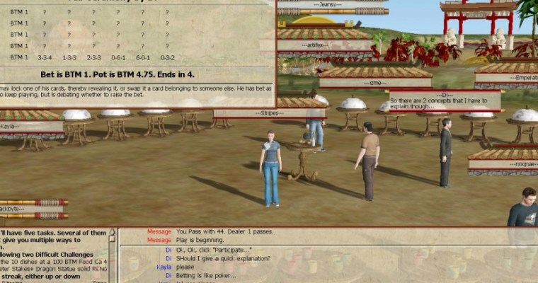 Brew Tea In This Online Bitcoin Casino Game: Dragon's Tale