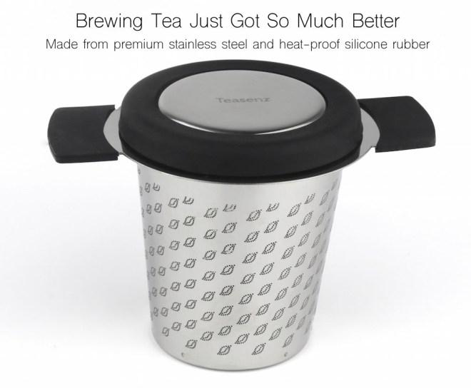 teasenz tea maker