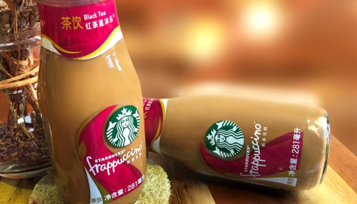 Starbucks Tries It Again, Starts Selling Milk Tea in China