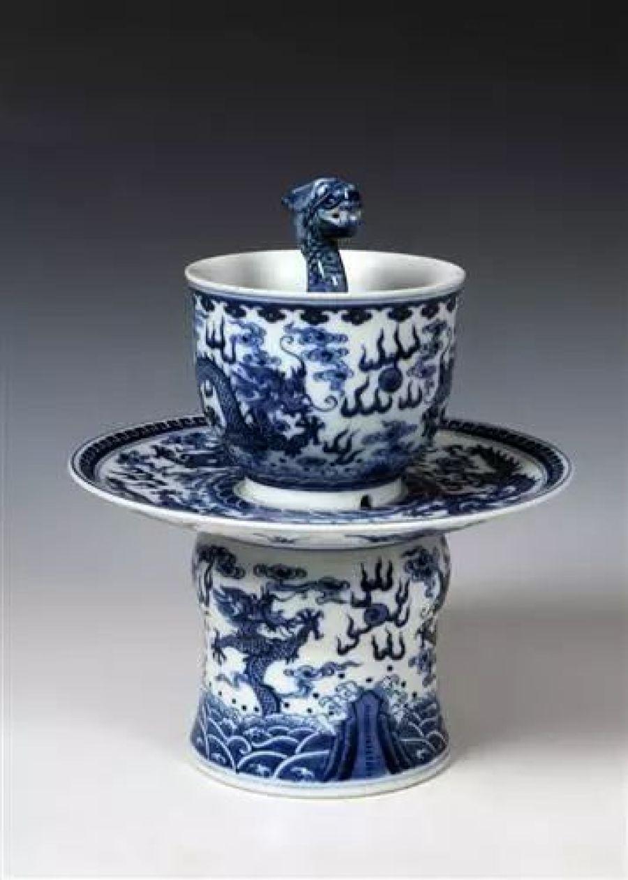 dragon head cup gong dao bei
