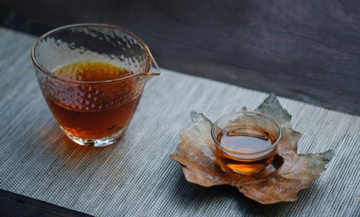 black tea tcm