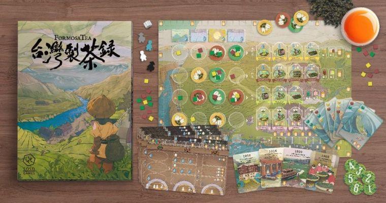 3 Tea Board Games You'll Love