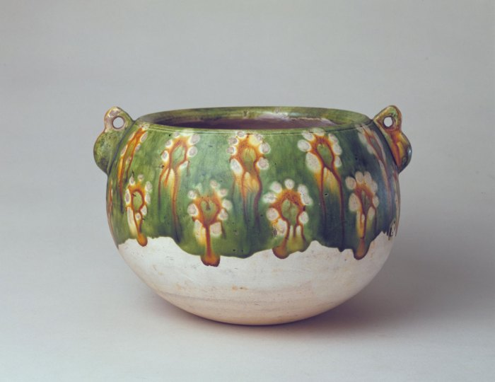Tang Tricolor Vase