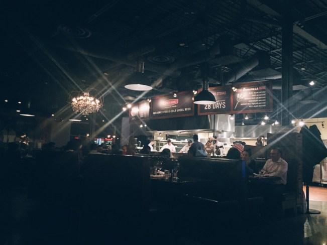 Smith Bros Steakhouse - Inside the Restaurant - HELLOTERI
