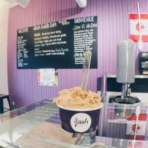 Sash Gelato Cafe - Tiramisu Gelato - HELLOTERI