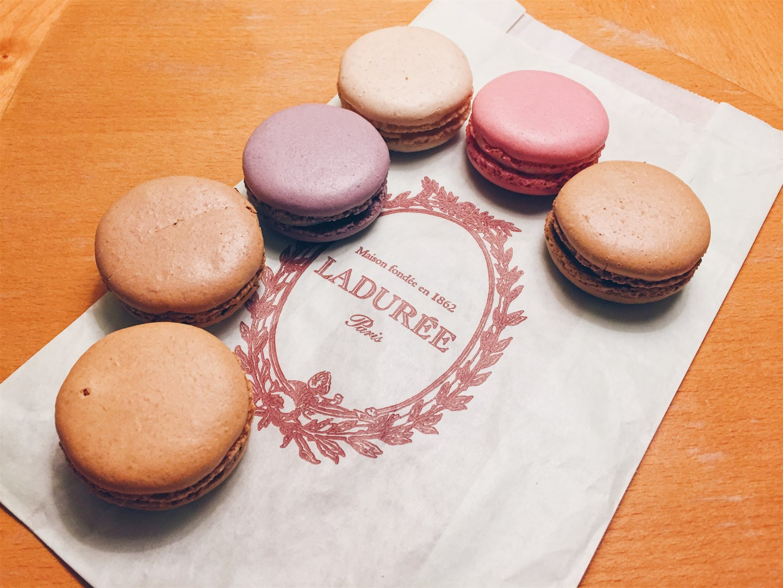 Los Angeles, USA - Ladurée/Laudree - Macarons - helloteri