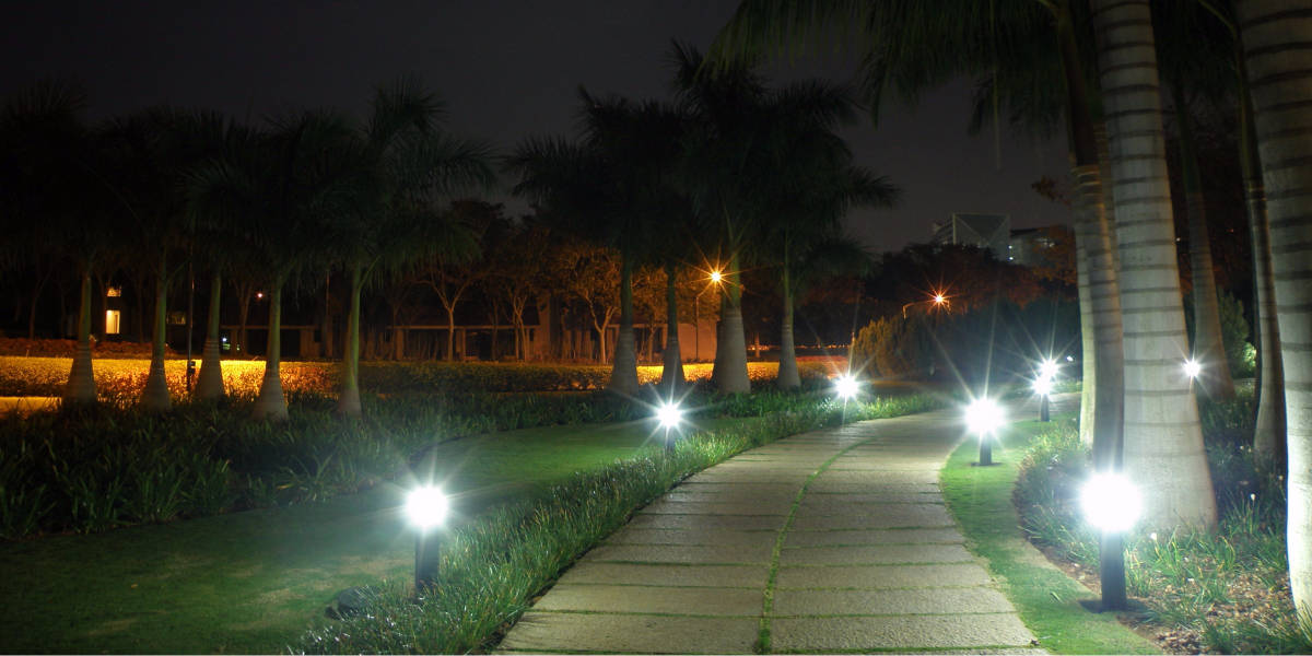 Solar Pathway Lights Costco