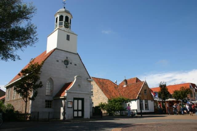 Dorp De Koog Texel