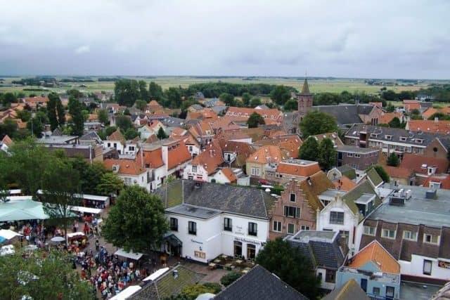 Dorp Den Burg Texel