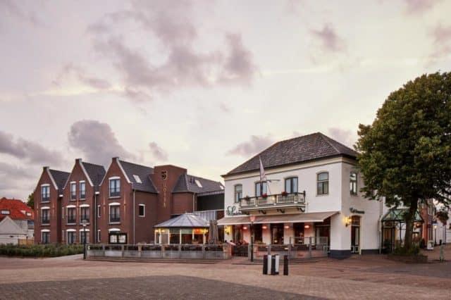 Hotel de Lindeboom Den Burg Texel