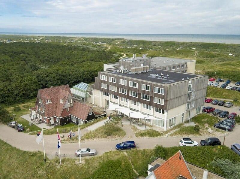 Hond en hotel op Texel overnachten