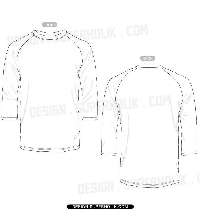 Long Sleeve Shirt   Hellovector