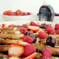 Najlepsze wegańskie śniadanie: tosty francuskie