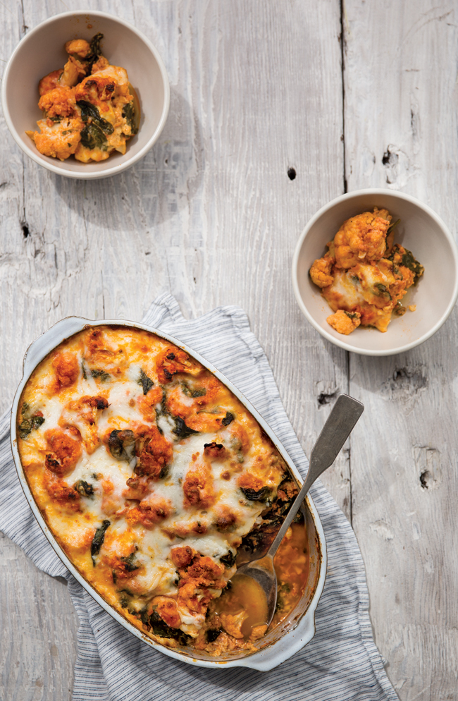 10 Vegetarian Casseroles to Bring to a Potluck