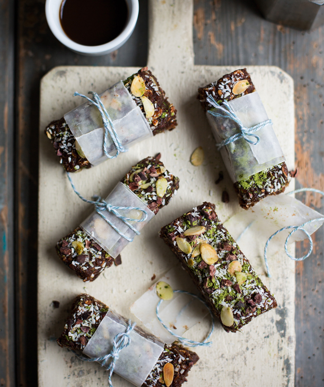 Breakfast Pep 'n' Power Bars