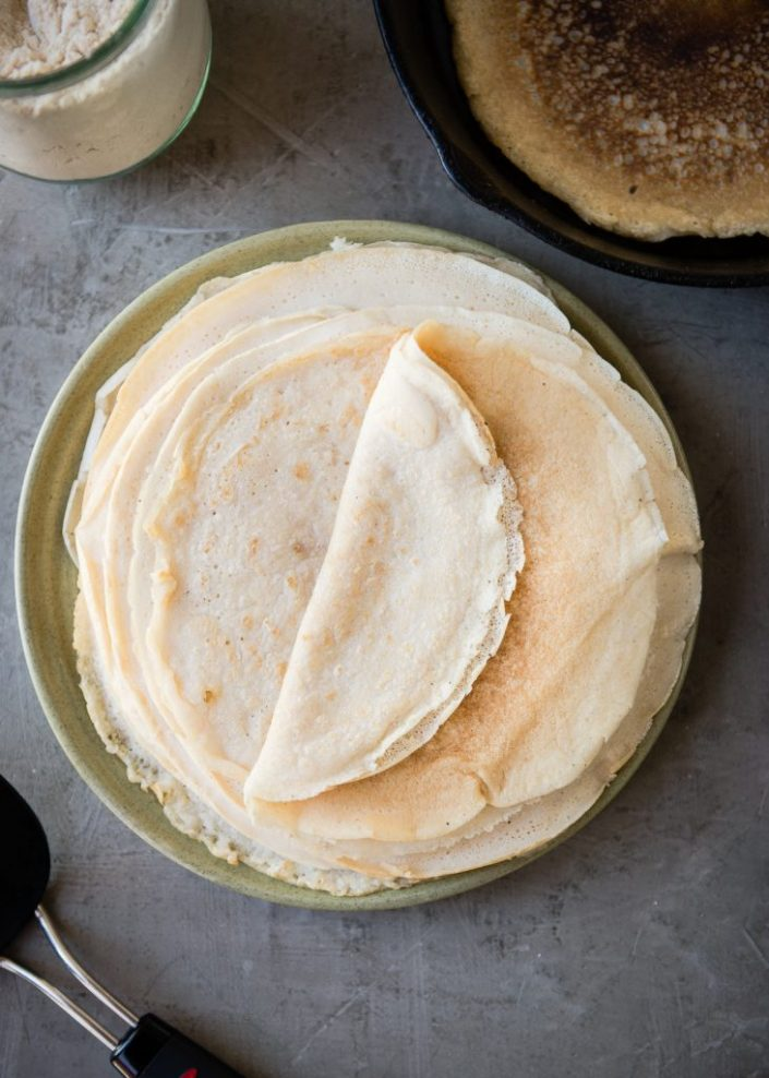 How To Make Grain-Free Coconut Tortillas | HelloGlow.co