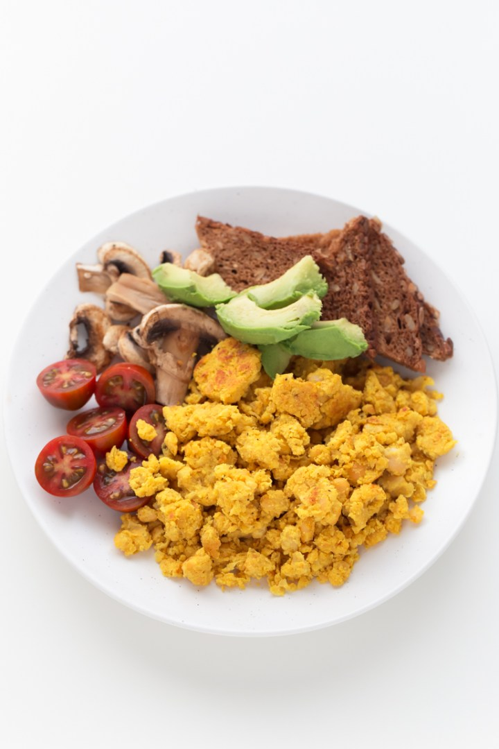 7 Make-Ahead High Protein Vegetarian Breakfasts
