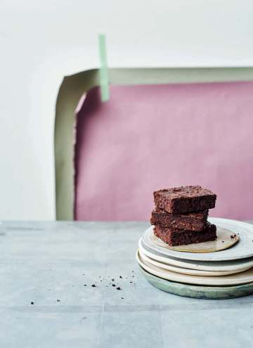 Quinoa Brownies from Super Loaves & Simple Treats