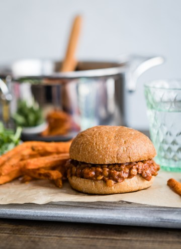A Budget-Friendly Dinner Everyone Will Love: Lentil Sloppy Joes