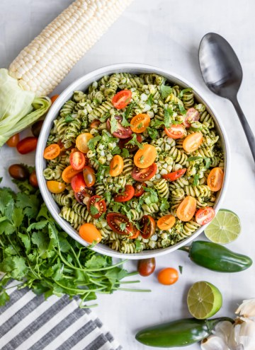 6 Easy Vegetarian Pasta Recipes That Make the Most of Summer Produce