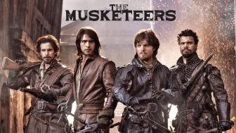 The Musketeers, l'excellente série produite par la BBC