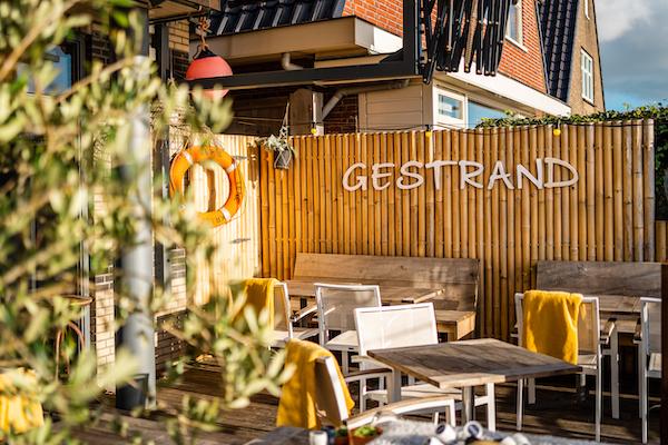 Restaurants op Vlieland Gestrand