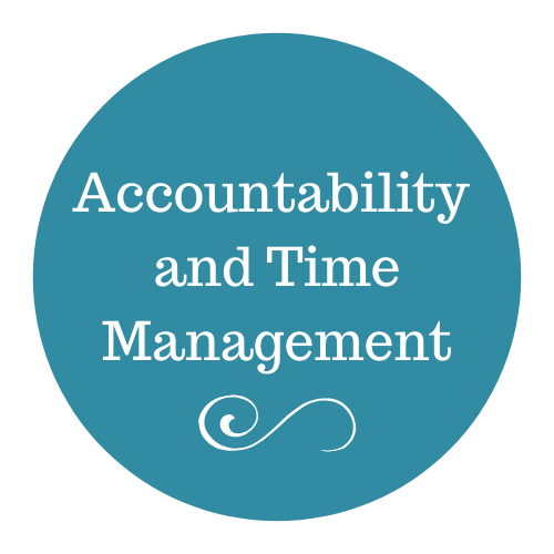 Time management and accountability for writers