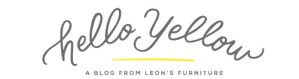 Hello Yellow | A Blog From Leon's Furniture