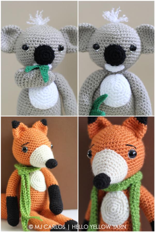 Crochet Patterns Amigurumi Download sample in English (US ...   898x600