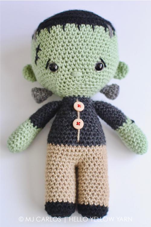 Baby Knitting Patterns Amigurumi Monsters Free Crochet Patterns ... | 750x500