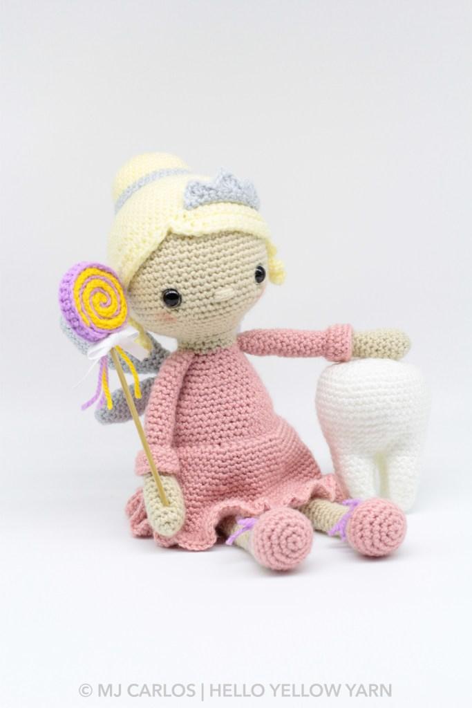 Molly Amigurumi Pattern