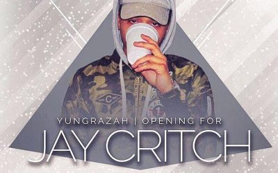 Heaven Sun – Live Performance – Jay Critch Opening at Ali Baba Lounge