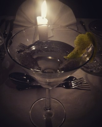 Martini (stirred)