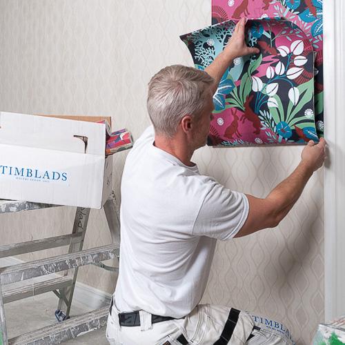 Timblads Måleri