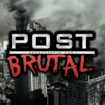 Post Brutal Icon